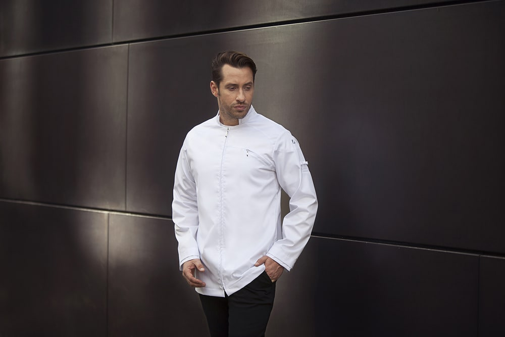 DIAMOND CUT DCJM 5 - Chef Jacket DIAMOND CUT® Avantgarde
