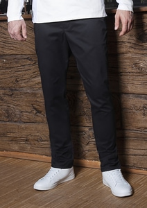 Karlowsky HM 10 - Heren Chino-broek Modern-stretch