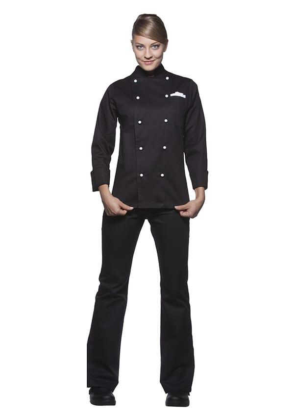 Karlowsky JF 1 - Ladies' Chef Jacket Agathe
