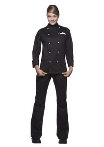 Karlowsky JF 1 - Ladies Chef Jacket Agathe