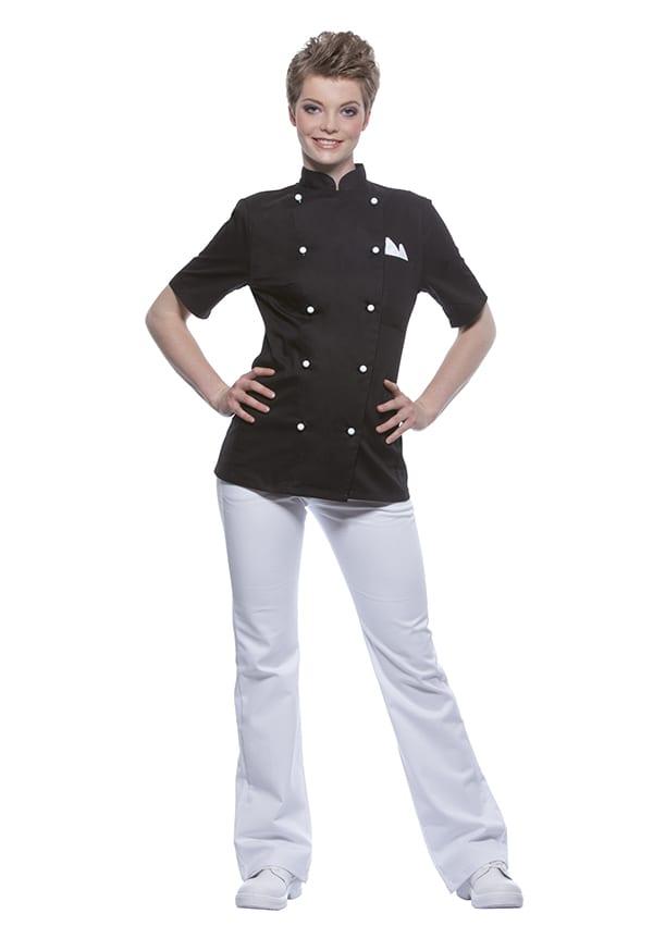 Karlowsky JF 2 - Ladies' Chef Jacket Pauline