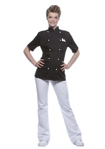 Karlowsky JF 2 - Ladies Chef Jacket Pauline