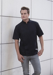 Karlowsky JM 29 - Short-Sleeve Chef Jacket Modern-Look