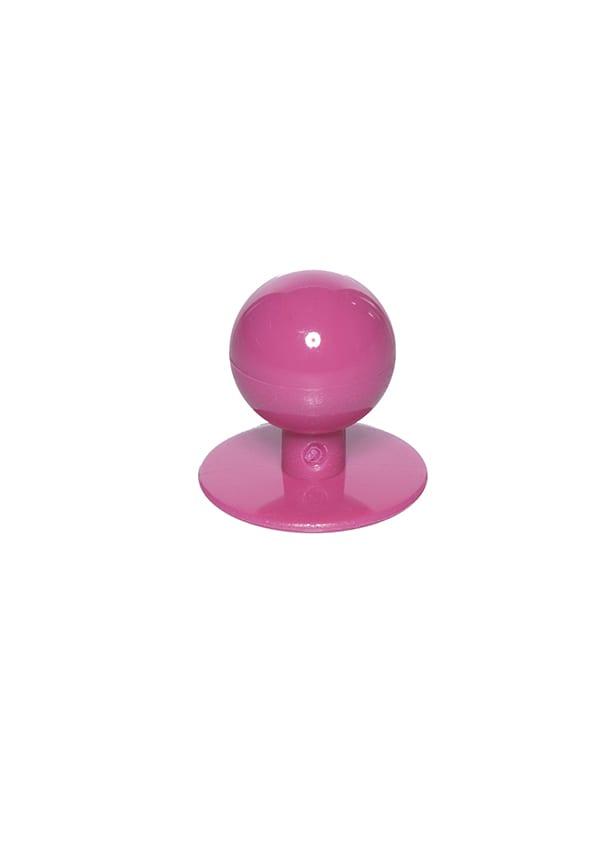 Karlowsky KK 125 - Buttons Pink