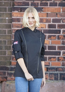 ROCK CHEF RCJF 12 - Ladies Chef Jacket