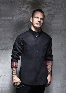 ROCK CHEF RCJM 16 - Chef Shirt ButtonDown Stage2