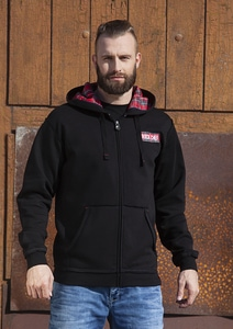 ROCK CHEF RCJM 18 - Hooded Sweat Jacket Stage2
