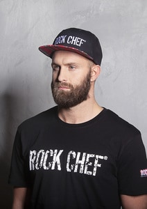 ROCK CHEF RCKM 14 - Flat Cap Stage2