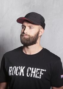 ROCK CHEF RCKM 15 - Baseball Cap Stage2