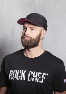 ROCK CHEF RCKM 15 - Baseball Cap Stage2