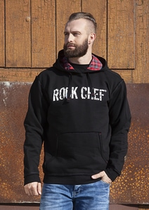 ROCK CHEF RCQM 1 - Sweatshirt met Capuchon Stage2