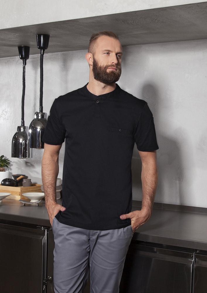 Karlowsky TM 5 - Short-Sleeve Work Shirt Performance