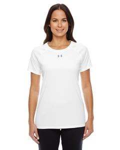 Under Armour SuperSale 1268481 - Ladies Locker T-Shirt