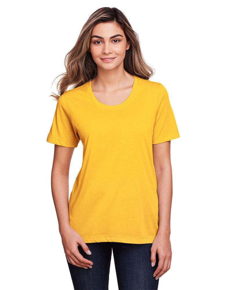 Core 365 CE111W - T-Shirt Femme Fusion Chromasoft Performance