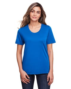 Core 365 CE111W - T-Shirt Femme Fusion Chromasoft Performance
