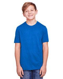 Core 365 CE111Y - T-shirt Fusion Chromasoft Performance pour jeune
