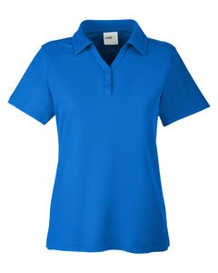 Core 365 CE112W - Ladies Fusion ChromaSoft Pique Polo