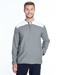 Under Armour SuperSale 1317220 - Mens Corporate Triumph Cage Quarter-Zip Pullover