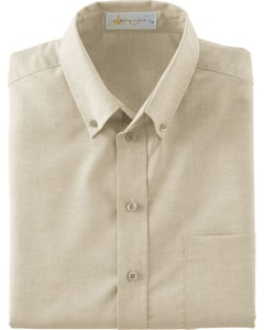 Il Migliore 87008 - MENS WRINKLE RESISTANT SHORT SLEEVE BUTTON-DOWN OXFORD SHIRT