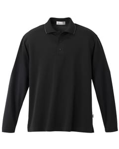 Il Migliore 95037 - MENS TACTEL® CUSTOM LONG SLEEVE PIQUE POLO