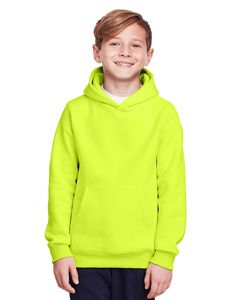 Team 365 TT96Y - Youth Zone HydroSport Heavyweight Pullover Hooded Sweatshirt