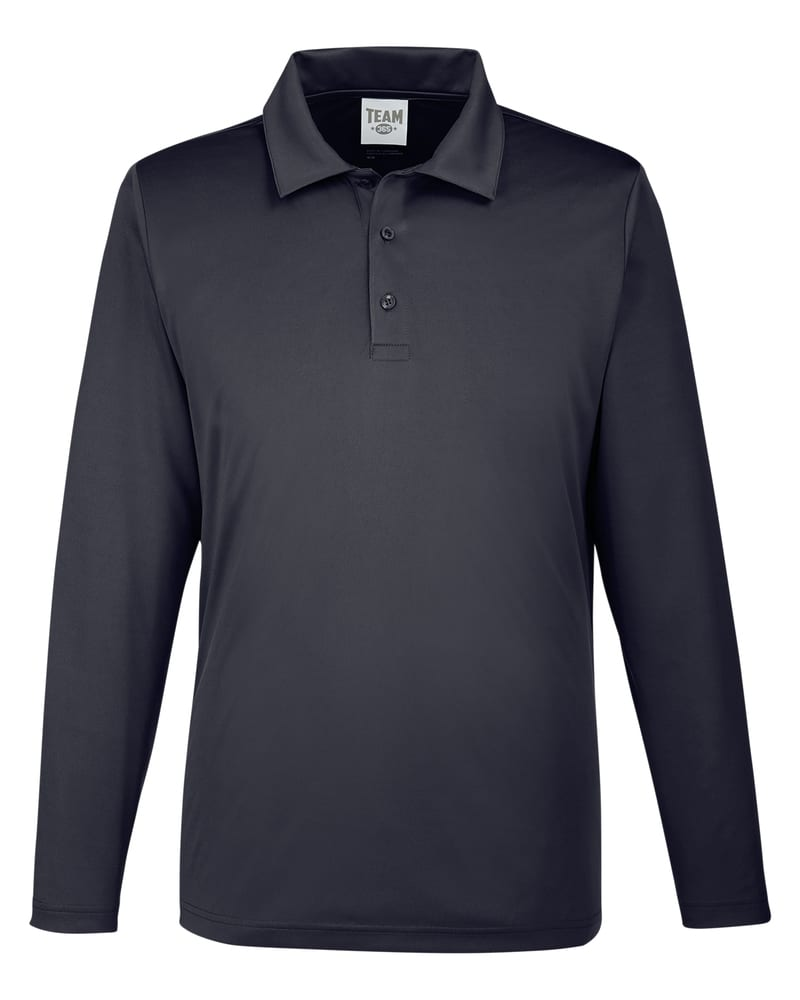 Team 365 TT51L - Men's Zone Performance Long Sleeve Polo
