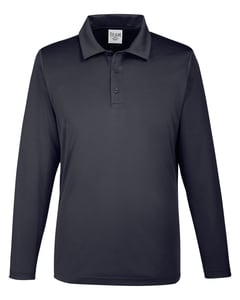 Team 365 TT51L - Mens Zone Performance Long Sleeve Polo