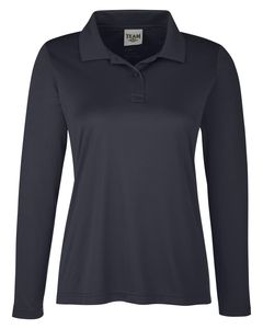 Team 365 TT51LW - Ladies Zone Performance Long Sleeve Polo