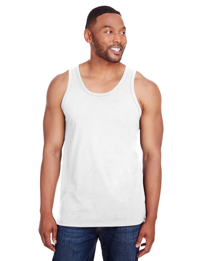 Champion CP30 - Men's  Ringspun Cotton Tank Top
