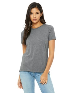 Bella+Canvas 6413 - T-Shirt Triblend Relaxé pour Femme