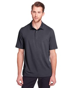 North End NE100 - Polo Jaq Snap-Up Performance Stretch pour homme