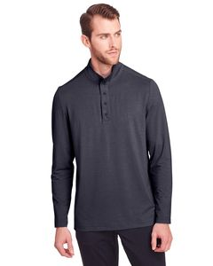 North End NE400 - Mens Jaq Snap-Up Stretch Performance Pullover