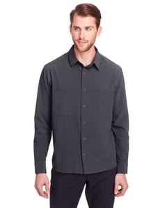 North End NE500 - Mens Borough Stretch Performance Shirt
