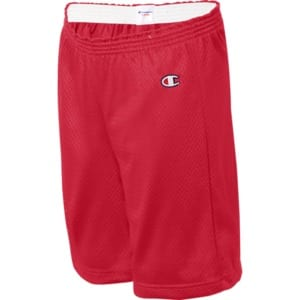 Champion 8212BY - Youth Mesh Short - 7""