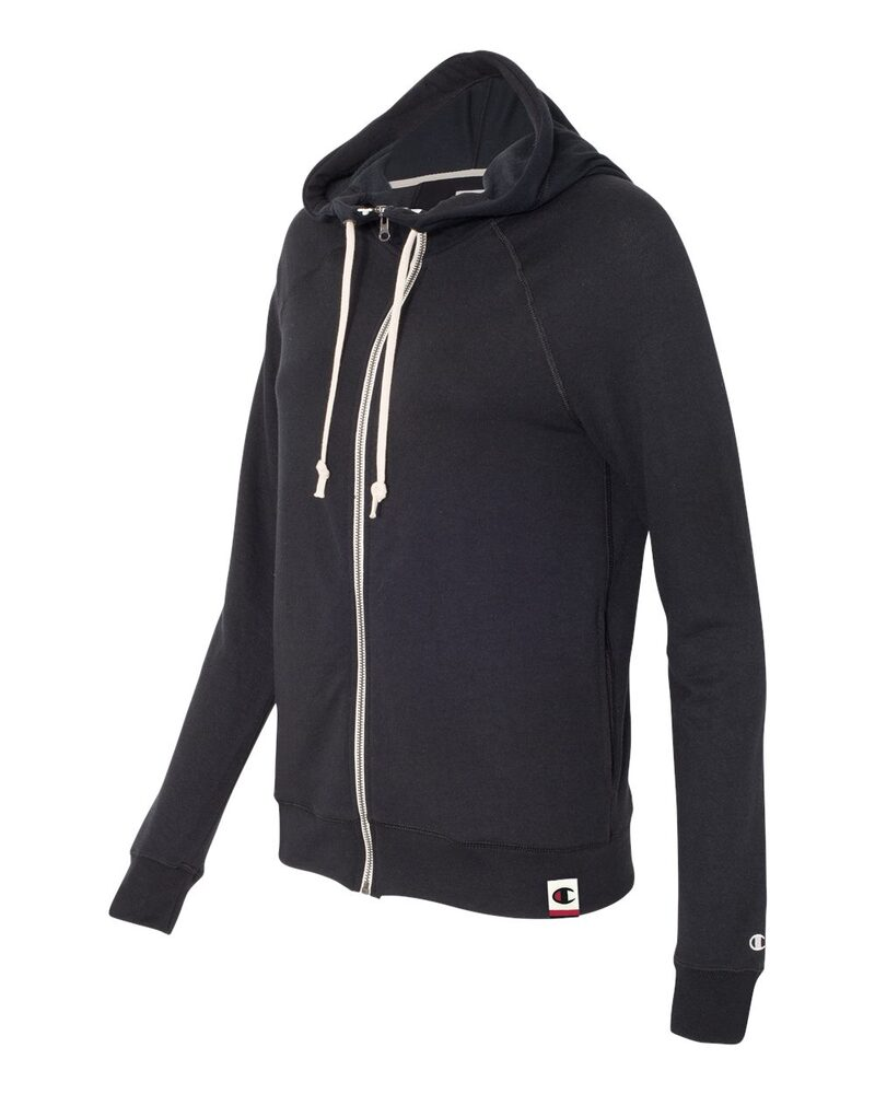 Champion AO650 - Women's French Terry Full Zip Hood