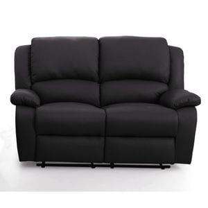 Atelier Mundo SJ-409 - Canapé de relaxation 2 places en simili