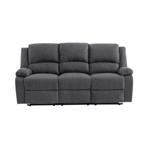 Atelier Mundo SJ-503 - Canapé de relaxation  3 places en tissu