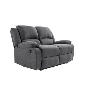 Atelier Mundo SJ-501 - Canapé de relaxation 2 places en tissu
