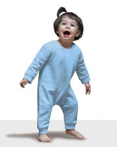 JHK SWRBSUIT - Tuta da neonato LS