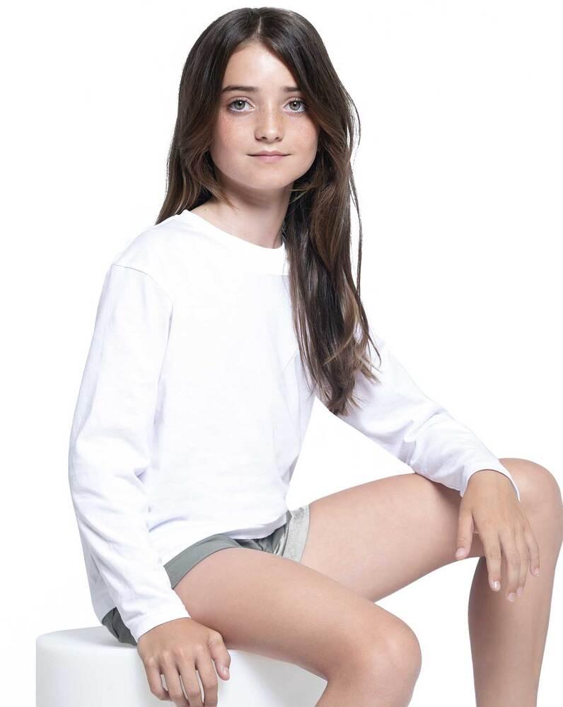 JHK TSRK150LS - T-shirt pour enfants LS