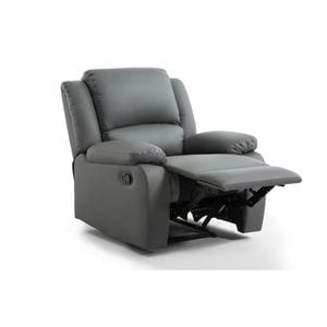 Atelier Mundo SA-259 - Fauteuil de relaxation manuel en simili