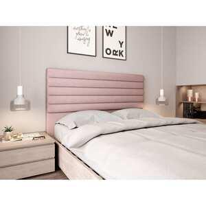 Atelier Mundo SA-385 - Tête de lit aspect bombé en tissu