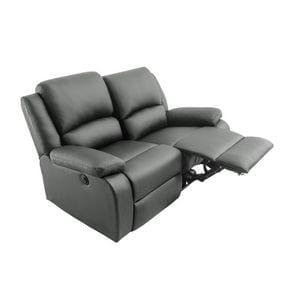 Atelier Mundo SA-445 - Canapé de relaxation électrique 2 places en simili