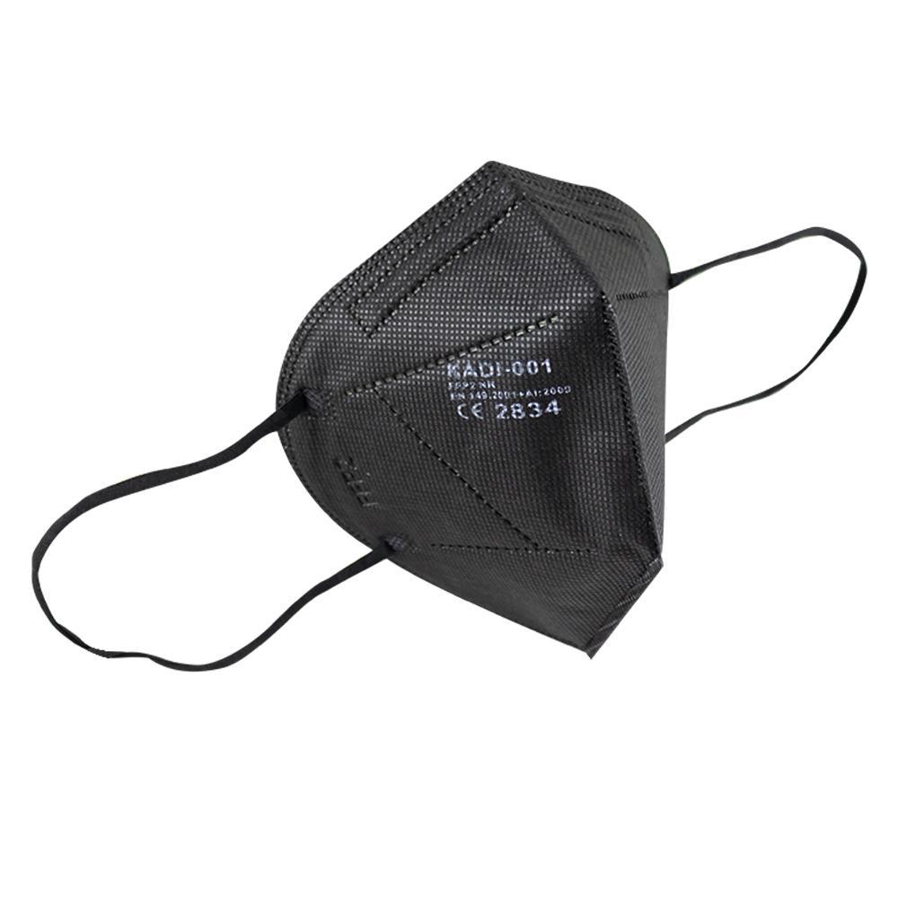 Mask FFP2 - FFP2 Black Mask