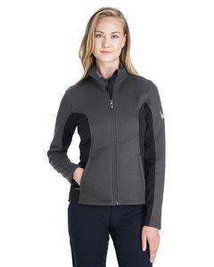 Spyder 187335 - Ladies Constant Full-Zip Sweater Fleece Jacket