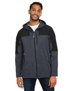Marmot 41400 - Mens Stonewall Full-Zip Hooded Sweatshirt