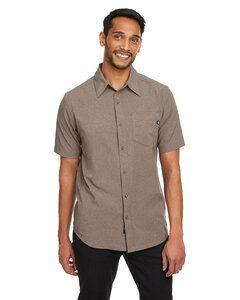 Marmot 42100 - Mens Aerobora Woven Short-Sleeve Shirt