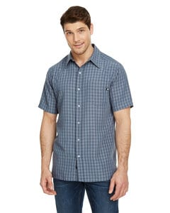 Marmot 62220 - Mens Elridge Woven Short-Sleeve Shirt