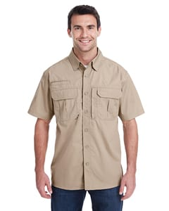 Dri Duck 4463 - Mens Utility Shirt
