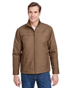 Dri Duck 5066 - Mens 8.5oz, 60% Cotton/40% Polyester Storm Shield TM Canvas Sequoia Jacket